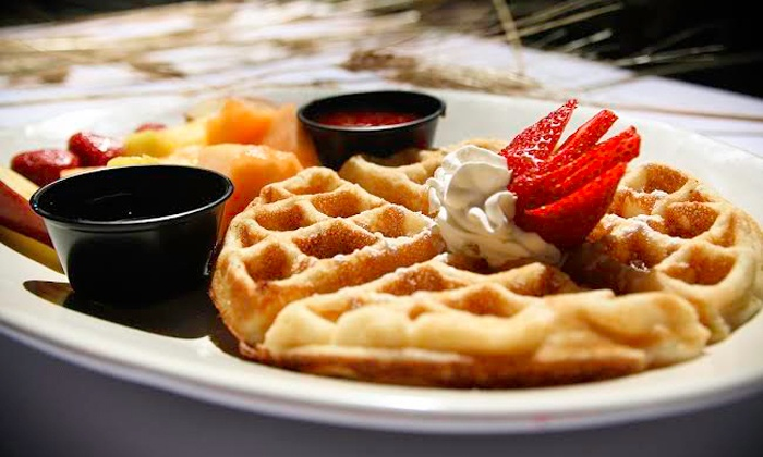 Capitol City Brewing Company - Arlington: Brunch for Two or Four or Lunch for Two or More at Capitol City Brewing Company (Up to 43% Off)