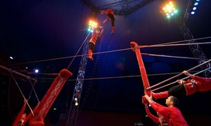 Moscow State Circus: Moscow State Circus, 3 May - 12 August, Six Locations (Up to 50% Off)