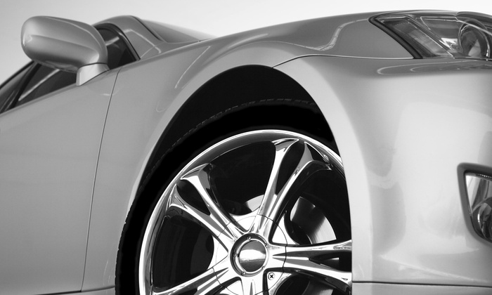 Airpark Tint - North Scottsdale: $54 for $99 Worth of Exterior Auto Accessories — Airpark Tint