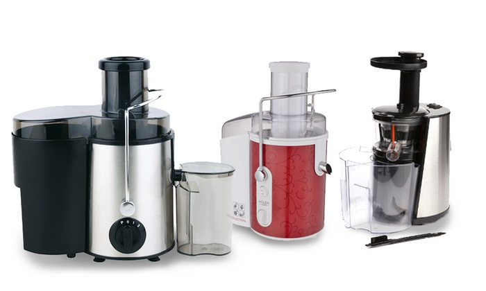 Juicer, Slim en Slow Juicer Groupon Goods