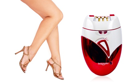 EpilX Epilator with 24K Gold-Plated Tweezers