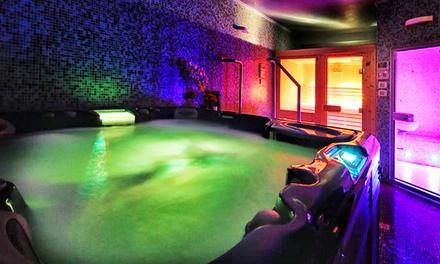 Ingresso spa e camera in day use atelier hotel groupon - Spa con piscina in camera ...