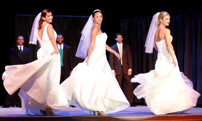 The Original Wedding Expo - Multiple Locations: The Original Wedding Expo (September 13 or 20 at 11 a.m.)