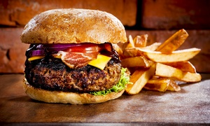 O beni 'Z: Un menu burger avec entrée ou dessert pour 2 ou 4 personnes chez O Beni 'Z