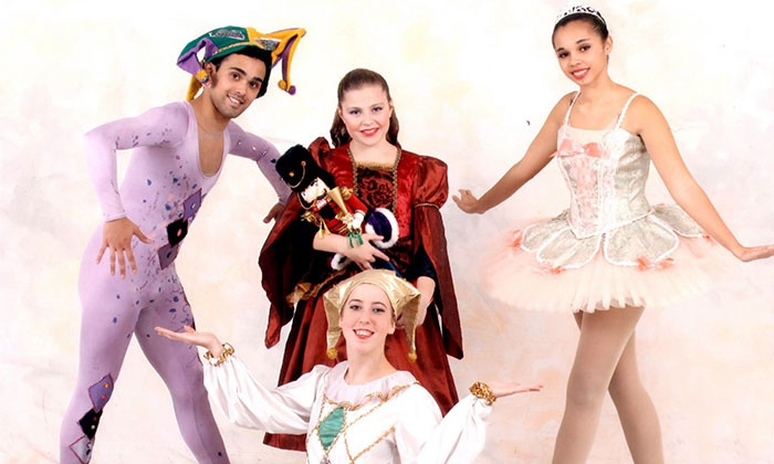 """""""The Nutcracker"""" - Islip Town Hall West: """"The Nutcracker,"""" Presented by Ballet Long Island at Islip Town Hall West on December 12, 13, or 14 (Up to 52% Off)"""