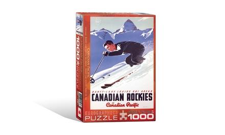 Canadian Pacific 1,000-Piece Puzzle
