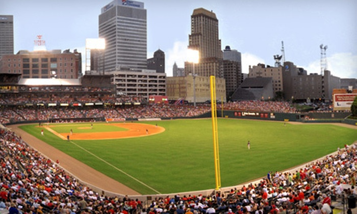 Memphis Redbirds - New Pathways: Memphis Redbirds Baseball Game for Two or Four at AutoZone Park (Up to 52% Off)