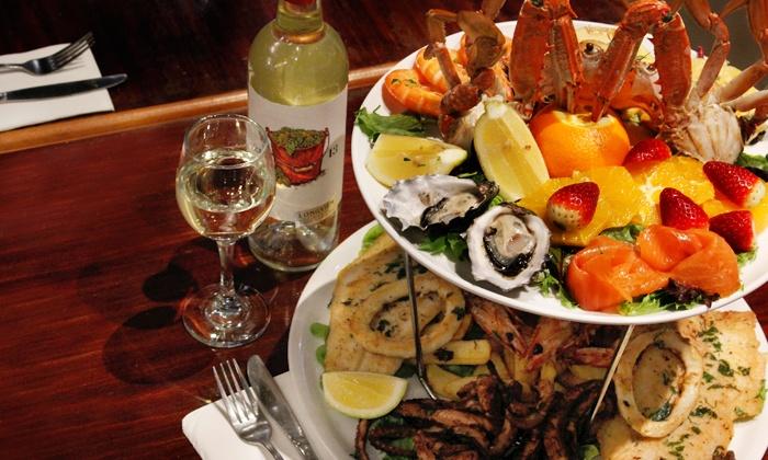 Seafood Crown Casino