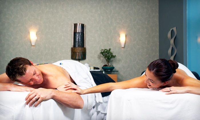 Image Salon & Day Spa - St. Joseph: $135 for a Spa Package for Two with Facial and Body Wrap at Image Salon & Day Spa ($350 Value)