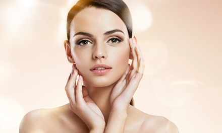 $29 for Diamond Microdermabrasion and Hydrating Face Mask at Lotus Medispa Up to $95 Value
