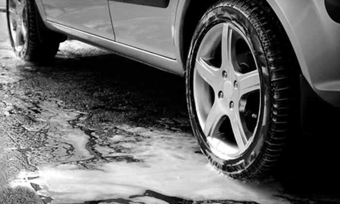 Castro Hand Car Wash - Metropolitan Square: Three or Five Hand Car Washes with Interior Cleaning at Castro Hand Car Wash (Up to 56% Off)