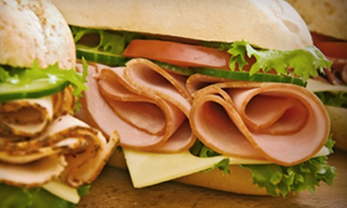 Sara's Too - Anchorage: 5 or 10-Sandwiches at Sara's Too (Up to 56% Off)
