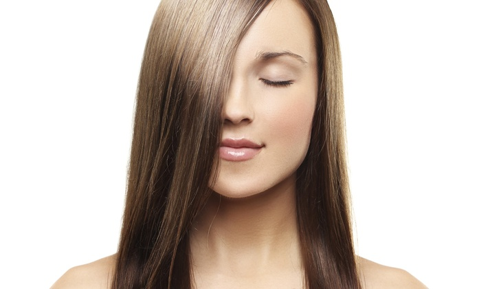J Miles Salon - Friendswood Village: Two Haircuts with Shampoo and Style from J. Miles Salon (40% Off)