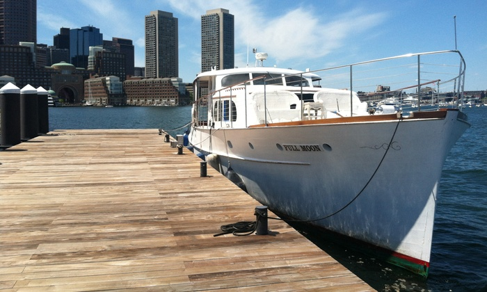 Karma Crew Yacht Charters - Boston: Private Chartered Boat Cruise from Karma Crew Yacht Charters (Up to 45% Off)
