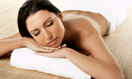 One or Three 60-Minute Swedish or Deep-Tissue Massages at enVus Salon & Day Spa (Up to 53% Off)