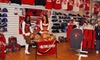 Sports Fever - Santa Ana: $25 for $40 Worth of Sportswear and Apparel at Sports Fever