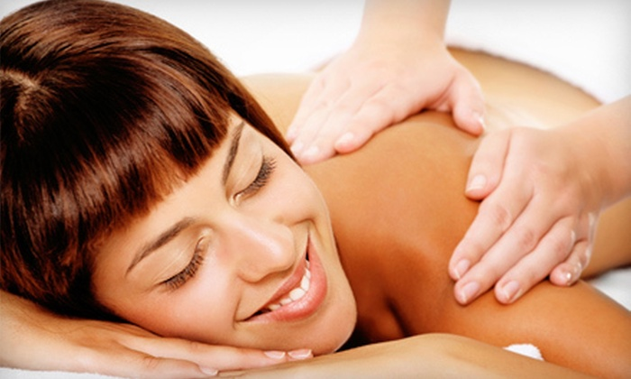 Ahh C Kneads U - Collinsville: One or Two 60-Minute Custom Massages at Ahh C Kneads U (Up to 55% Off)