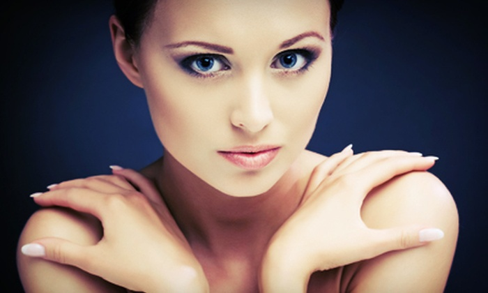 New Image MD - Houston Aesthetic Center: $499 for a Nonsurgical Vampire FaceLift at New Image MD ($1,000 Value)