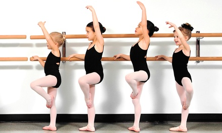 Anchorage Classical Ballet Academy Summer Dance Camps Through August 1 (Up to 51% Off)