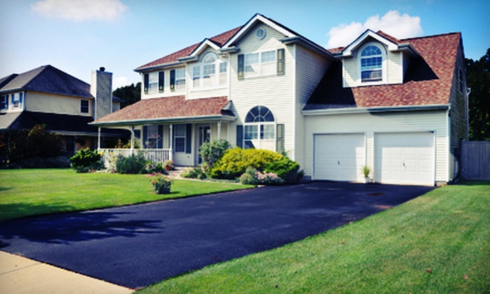 Drake's Pressure Washing - Central Business District: $20 for Pressure Washing of a Driveway Up to 750 Square Feet from Drake's Pressure Washing (Up to $45 Value)