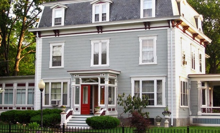 2-Night Stay for Two with Romance Package at Silver Fountain Inn in Dover, NH