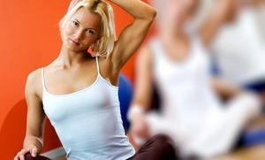 Gina's MaxFit: Four Yoga Classes at Gina's MaxFit (71% Off)