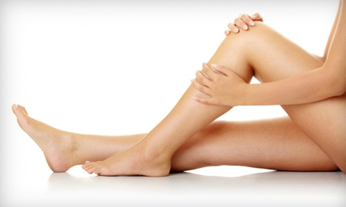 Silk Skin Laser Center - Valley View: Two or Three Spider-Vein-Removal Treatments at Silk Skin Laser Center (Up to 78% Off)