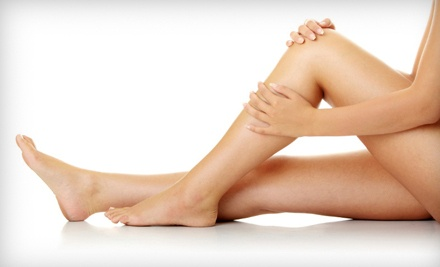 Two 30-Minute Spider-Vein-Removal Laser Treatments (a $600 value) - Silk Skin Laser Center in Dallas