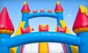 United Bounce - old - Keller: 10 Bounce-House Visits or Party for Up to 12 Kids at Let's Jump (Up to 70% Off)