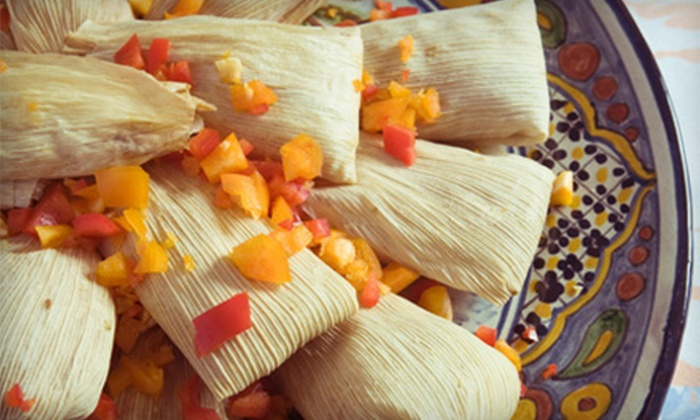 Lulu's Tamales - Grapevine: $10 for $20 Worth of Delivered Tamales from Lulu's Tamales