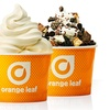 Orange Leaf Frozen Yogurt – 40% Off