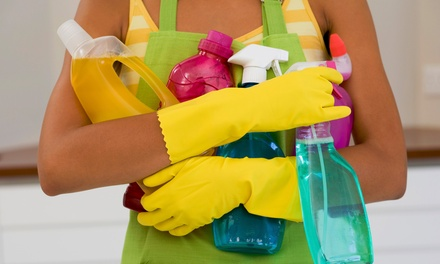 Three or Six Man-Hours of Housecleaning Services from Refresh Cleaning Services (Up to 67% Off)