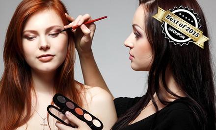 2,5 Std. Make-up-Workshop für 1 oder 2 Personen bei Vis-Art am Hohenzollernring ab 29,90 € (bis zu 69% sparen*)