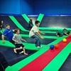 Up to 52% Off at Bounce! Trampoline Sports