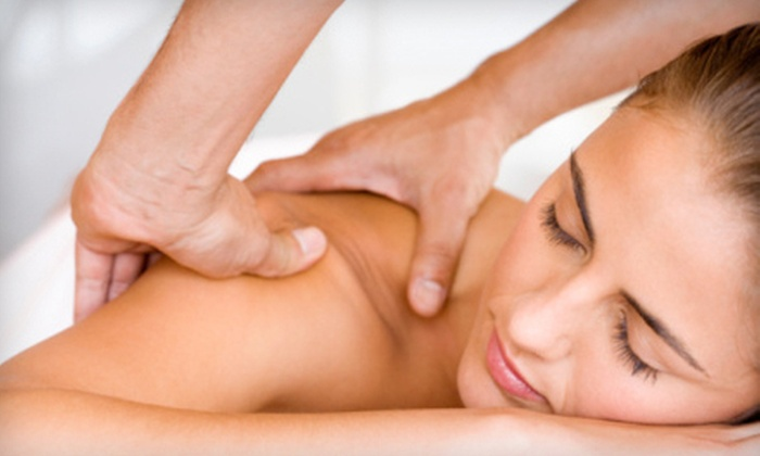 KiZmet Therapy - Wykeham Townhomes: 60- or 90-Minute Therapeutic Massage with Aromatherapy and Heat Therapy at KiZmet Therapy in Garland (Up to 61% Off)