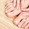 Up to 42% Off a Spa or Royal Spa Mani-Pedi