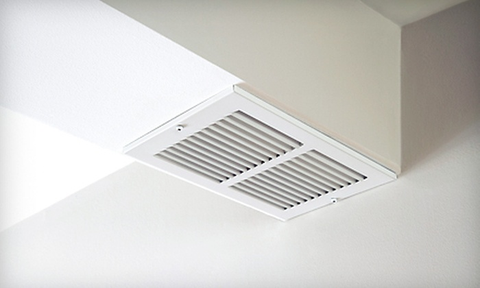 New Mexico Quality Air - Taylor Ranch: Whole-House Air-Duct-Cleaning Package with Optional Ceiling-Fan Cleaning from New Mexico Quality Air (Up to 72% Off)