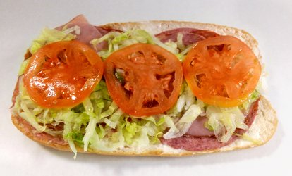 image for Four vouchers, Each Good for $5 Worth of Hoagies at Ken and Betty's Philly Steaks and Hoagies (40% Off)