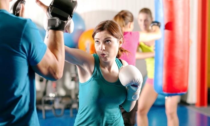 Crosstrain Sports Club - CrossBox Training Center : Four or Eight Weeks of Unlimited CrossKick Classes at Crosstrain Sports Club (60% Off)