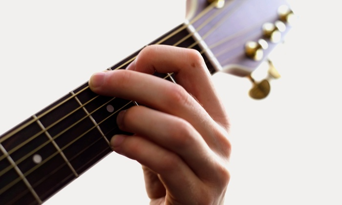 Kyle Mathis Guitar Lessons - The Gardens: In-Studio or In-Home Guitar Lessons from Kyle Mathis Guitar Lessons (Up to 62% Off). Five Options Available
