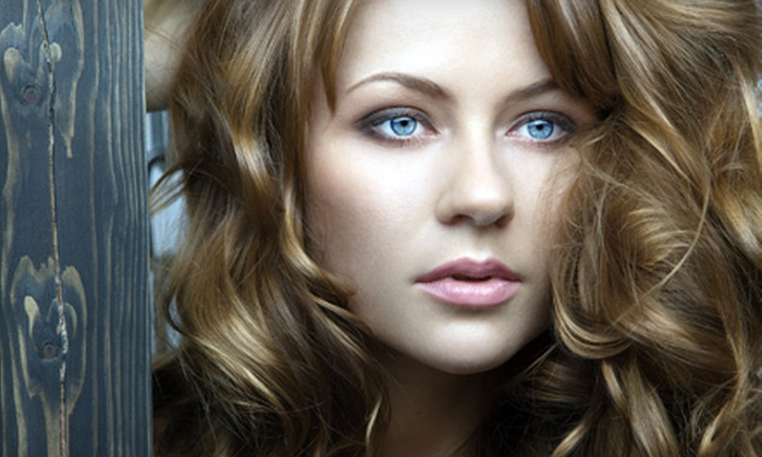 Joseph's Salon - Lawrenceville: Haircut and Style Package with Conditioning Treatment, Partial Highlights, or Full Highlights at Joseph's Salon in Lawrenceville (Up to 71% Off)