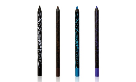 4-Piece Glide Gel Eyeliner Kit in Assorted Colors