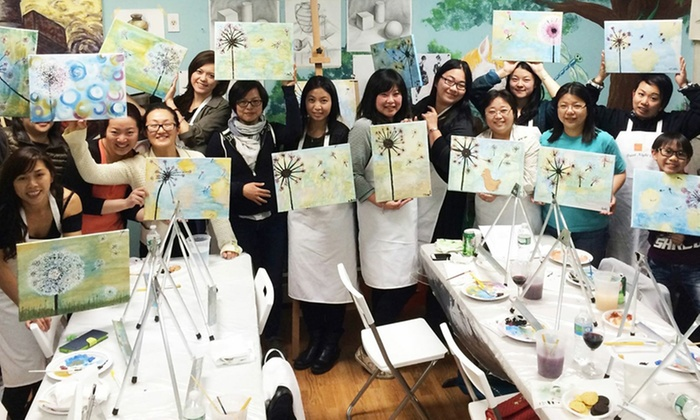 Chelsea Arts Training Center - Chelsea Arts Training Center: Painting or Sketching Classes at Chelsea Arts Training Center (Up to 67% Off). Six Options Available.