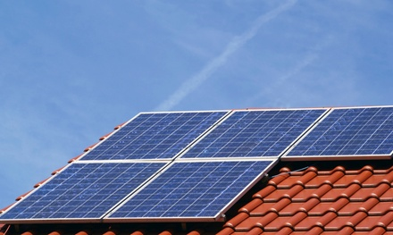 Cleaning for 30, 40, or 50 Solar Panels from Sun Systems - Solar Panel Cleaning & Restoration (Up to 51% Off)