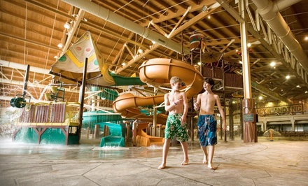 Seattle: One- or Two-Night Stay at Great Wolf Lodge Grand Mound in Grand Mound, WA