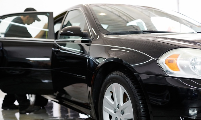 Angels Auto Spa - Costa Mesa: Full Auto Deluxe Detail or Premium Complete Detail at Angels Auto Spa (60% Off)