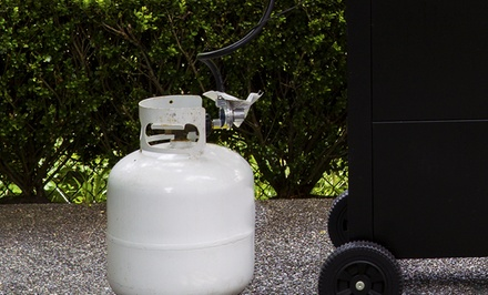 $12 for One 20-Pound Propane Tank Refill at General Rental Centers ($19.97 Value)