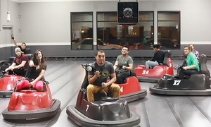 WhirlyBall: 30 Minutes of WhirlyBall or Laser Tag for Up to 10 at WhirlyBall Vernon Hills (54% Off)