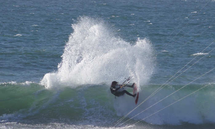 Sg Kiteboarding - San Francisco: A Kiteboarding Lesson from Sg Kiteboarding (65% Off)