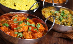 Kanak India Restaurant: $11 for $20 Worth of Indian Food at Kanak India Restaurant